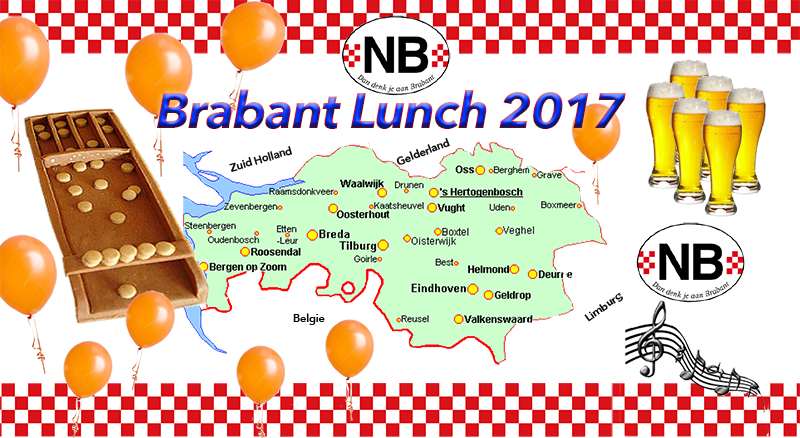 Brabant Lunch and Koffie Tafel 2017