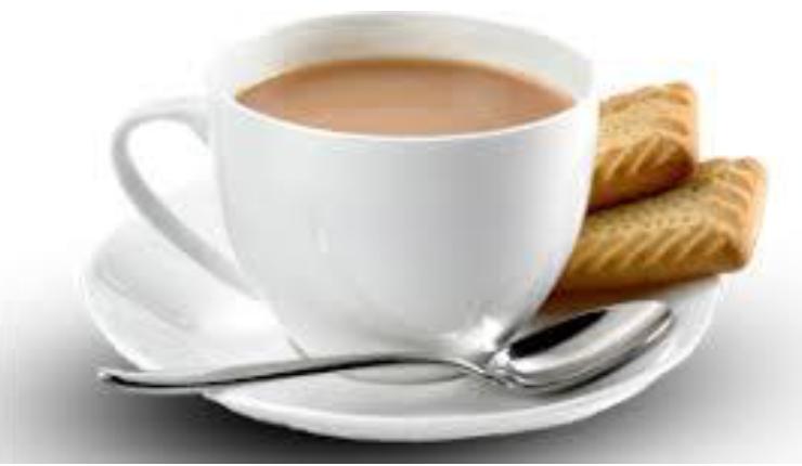 Kleetjesmarkt Morning Tea